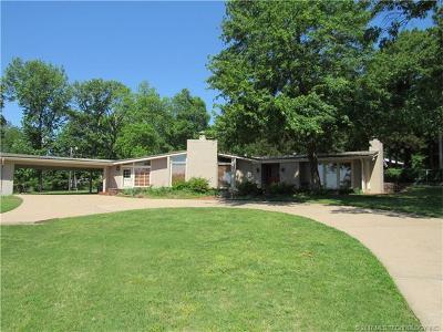 Cookson OK Single Family Home For Sale: $249,900