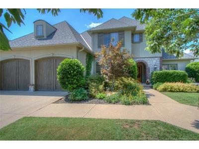 Jenks Single Family Home For Sale: 12330 S Ash Avenue