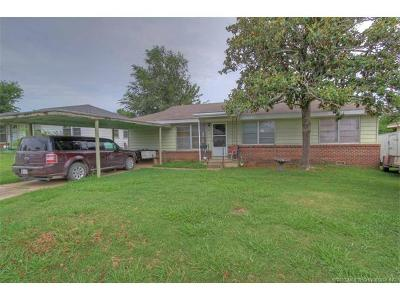 Sapulpa Single Family Home For Sale: 87 W Mike Avenue