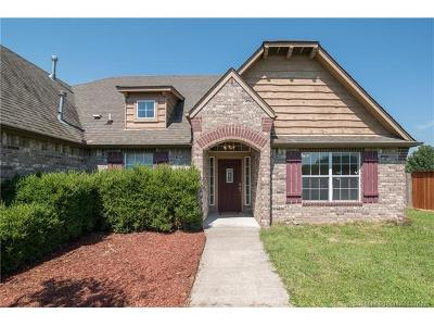 Collinsville Single Family Home For Sale: 11612 N 152nd East Avenue