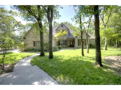 Owasso Single Family Home For Sale: 10024 N Dover Place