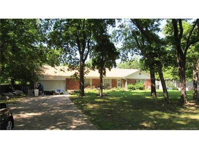 Catoosa Single Family Home For Sale: 17945 E Archer Street