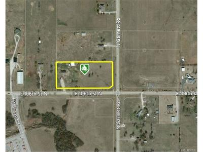 Owasso Residential Lots & Land For Sale: 11119 E 106th Street North