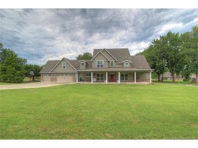 Sand Springs Single Family Home For Sale: 3600 Everett Street