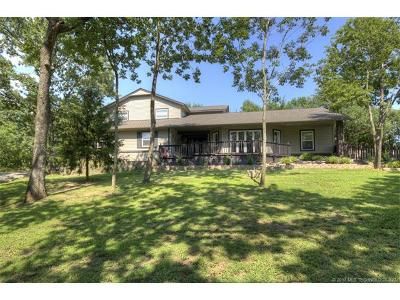 Skiatook Single Family Home For Sale: 1665 Star Mountain Road