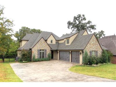 Jenks Single Family Home For Sale: 10627 S Mulberry Avenue
