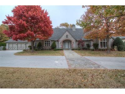 Broken Arrow, Jenks, Tulsa Single Family Home For Sale: 10006 S Braden Avenue