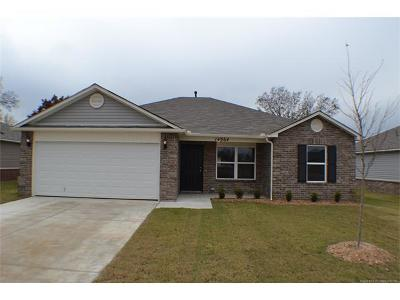 Coweta Single Family Home For Sale: 14964 S 280th East Avenue