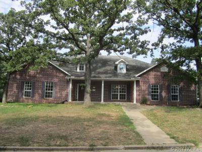 Sand Springs Single Family Home For Sale: 1050 N Elder Court