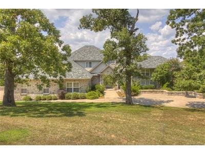 Sand Springs Single Family Home For Sale: 238 N Keypoint Drive