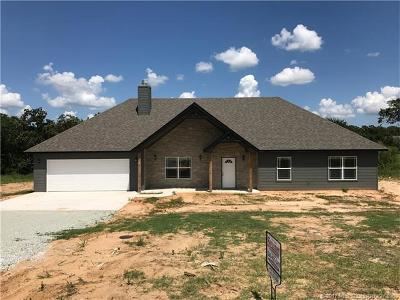 Ada OK Single Family Home For Sale: $179,900