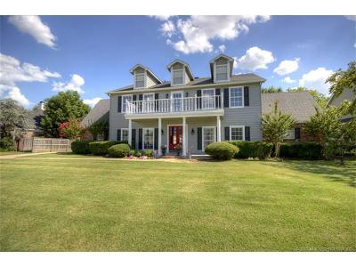 Owasso Single Family Home For Sale: 12214 E 79th Street N
