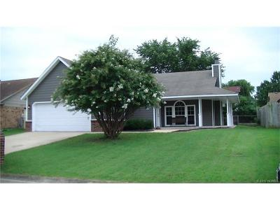 Claremore Single Family Home For Sale: 613 W 18th Street S
