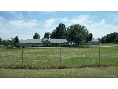 Claremore Single Family Home For Sale: 6112 E 480 Road