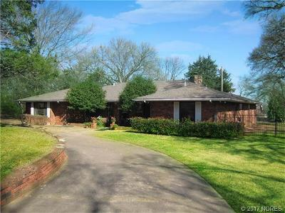 Ada OK Single Family Home For Sale: $306,000