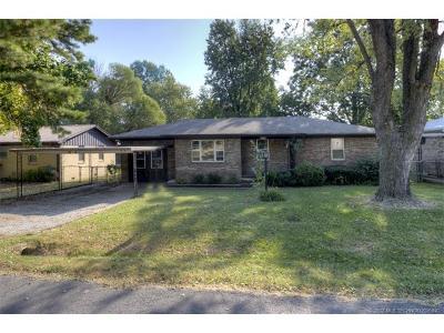Skiatook Single Family Home For Sale: 801 S John Zink Street
