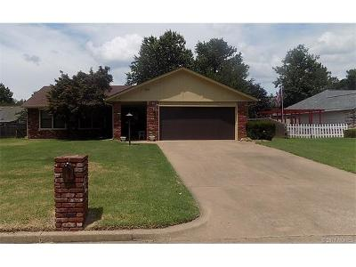Bixby Single Family Home For Sale: 9903 E 117th Place S