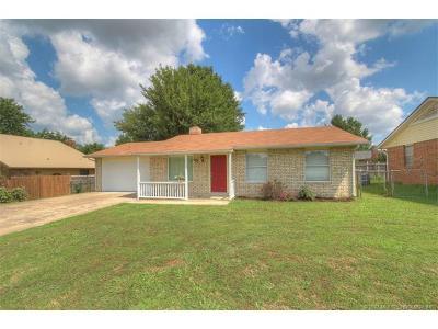 Glenpool Single Family Home For Sale: 603 E 134th Street