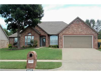 Owasso Single Family Home For Sale: 9907 N 114th East Avenue