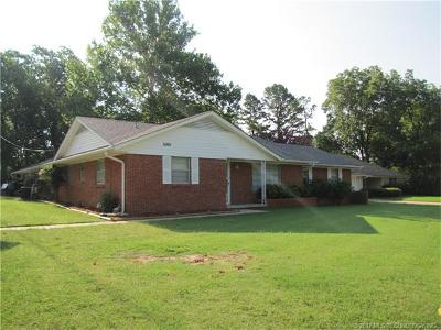 Ada OK Single Family Home For Sale: $147,000
