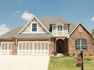 Jenks Single Family Home For Sale: 13009 S 2nd Place
