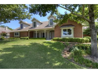 Jenks Single Family Home For Sale: 11001 S Mulberry Street