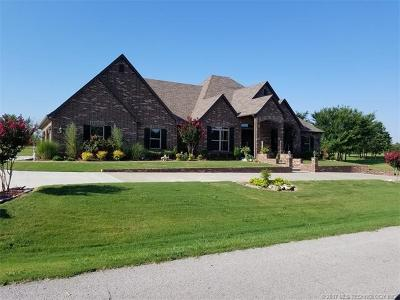 Claremore Single Family Home For Sale: 19427 S Quail Run Court