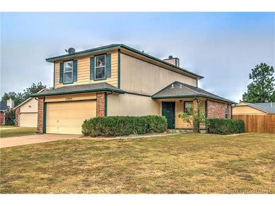 Bixby Single Family Home For Sale: 13404 S 90th East Avenue