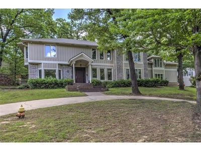 Sand Springs Single Family Home For Sale: 1118 Renaissance Drive