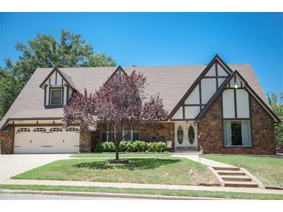 Sand Springs Single Family Home For Sale: 338 Spruce Court