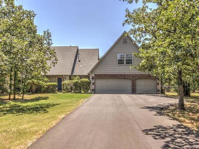Sand Springs Single Family Home For Sale: 17020 W 60th Street S