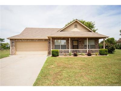 Coweta Single Family Home For Sale: 29931 E 137th Place