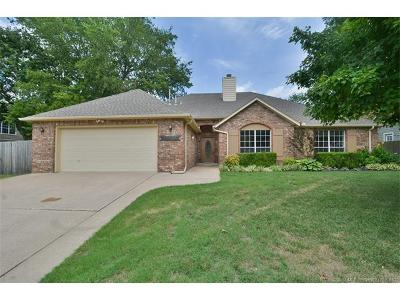 Jenks Single Family Home For Sale: 12535 S 18th Circle E
