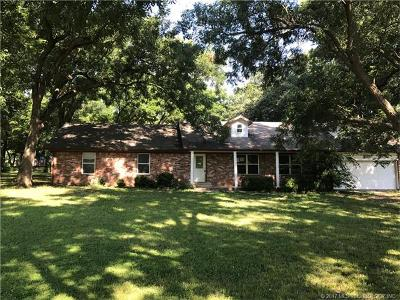 Catoosa Single Family Home For Sale: 29658 S Pine Valley Drive