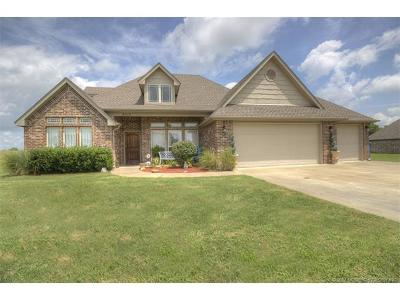 Collinsville Single Family Home For Sale: 9517 E 139th Place North