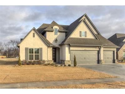 Bixby Single Family Home For Sale: 6637 E 124th Place S