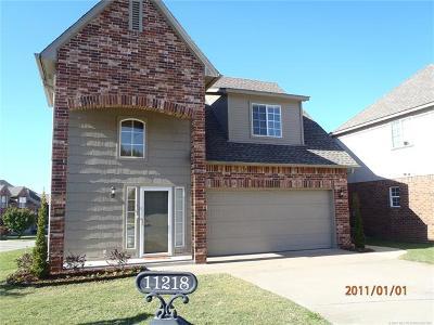 Jenks Single Family Home For Sale: 11218 S Birch Street