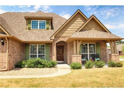 Bixby Single Family Home For Sale: 9097 E 139th Street S