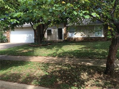 Glenpool Single Family Home For Sale: 1069 E 137th Place