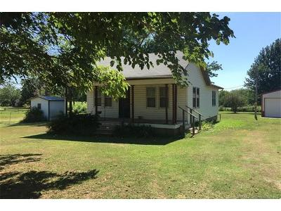 Collinsville Single Family Home For Sale: 13818 N 92nd East Avenue