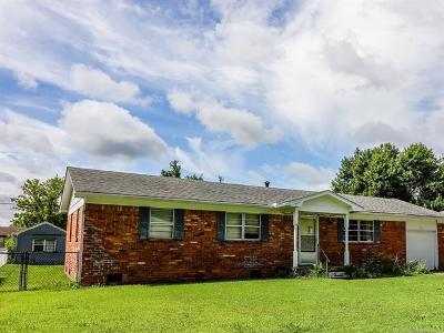 Skiatook Single Family Home For Sale: 711 W 4th Street