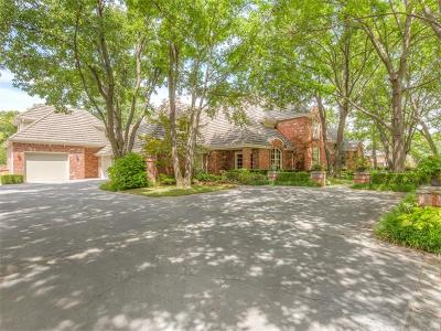 Tulsa Single Family Home For Sale: 6150 S Louisville Avenue
