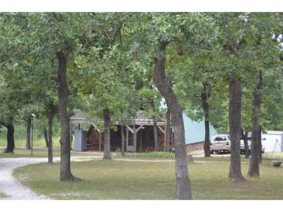 Skiatook Single Family Home For Sale: 5009 W 165th Street North