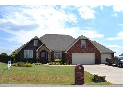 Skiatook Single Family Home For Sale: 3616 W Golden Rod Street