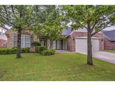 Jenks Single Family Home For Sale: 11724 S Willow Street