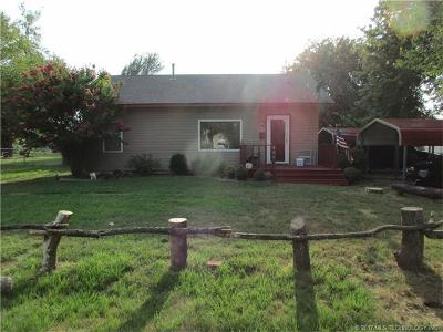 Jenks Single Family Home For Sale: 404 S 6th Street