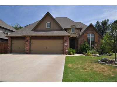 Broken Arrow Single Family Home For Sale: 2901 W Edgewater Street