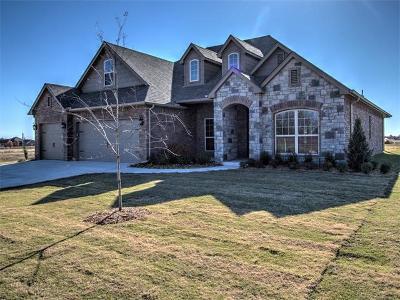Coweta Single Family Home For Sale: 28288 E 111th Place S