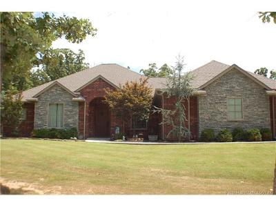 Catoosa Single Family Home For Sale: 28443 Poplar Road