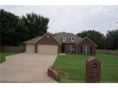 Owasso Single Family Home For Sale: 7791 N 163rd East Court